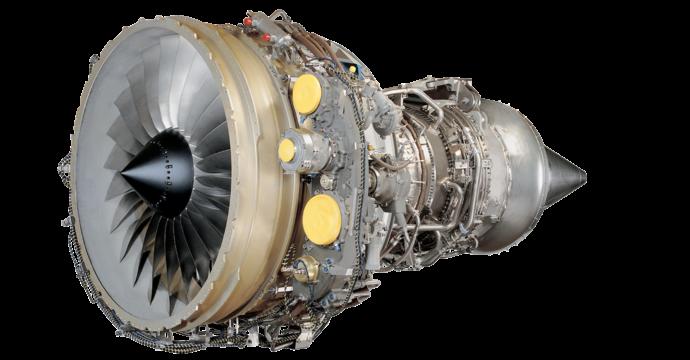 CF34-10E Engine