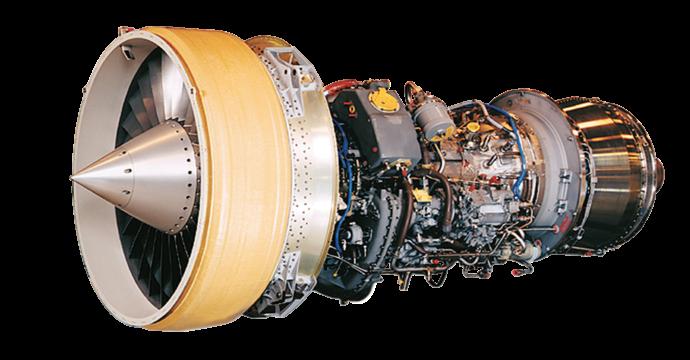 CF34-8C Engine