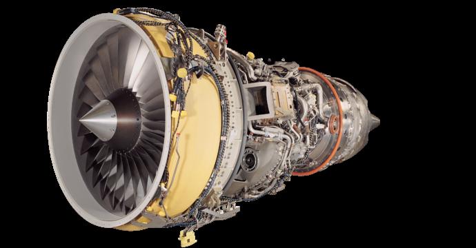 CF34-8E Engine