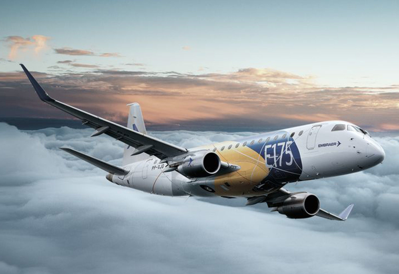 Falko Regional Aircraft Limited adds three (3) Embraer E175 aircraft to its portfolio on lease to Republic Airways