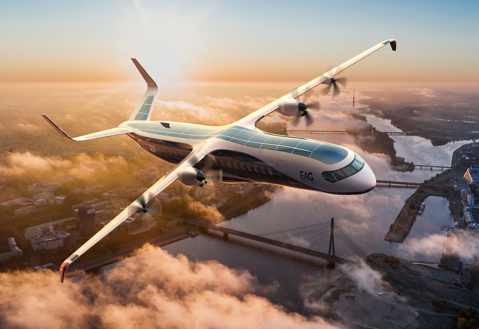 Falko Invests in Electric Aviation Group