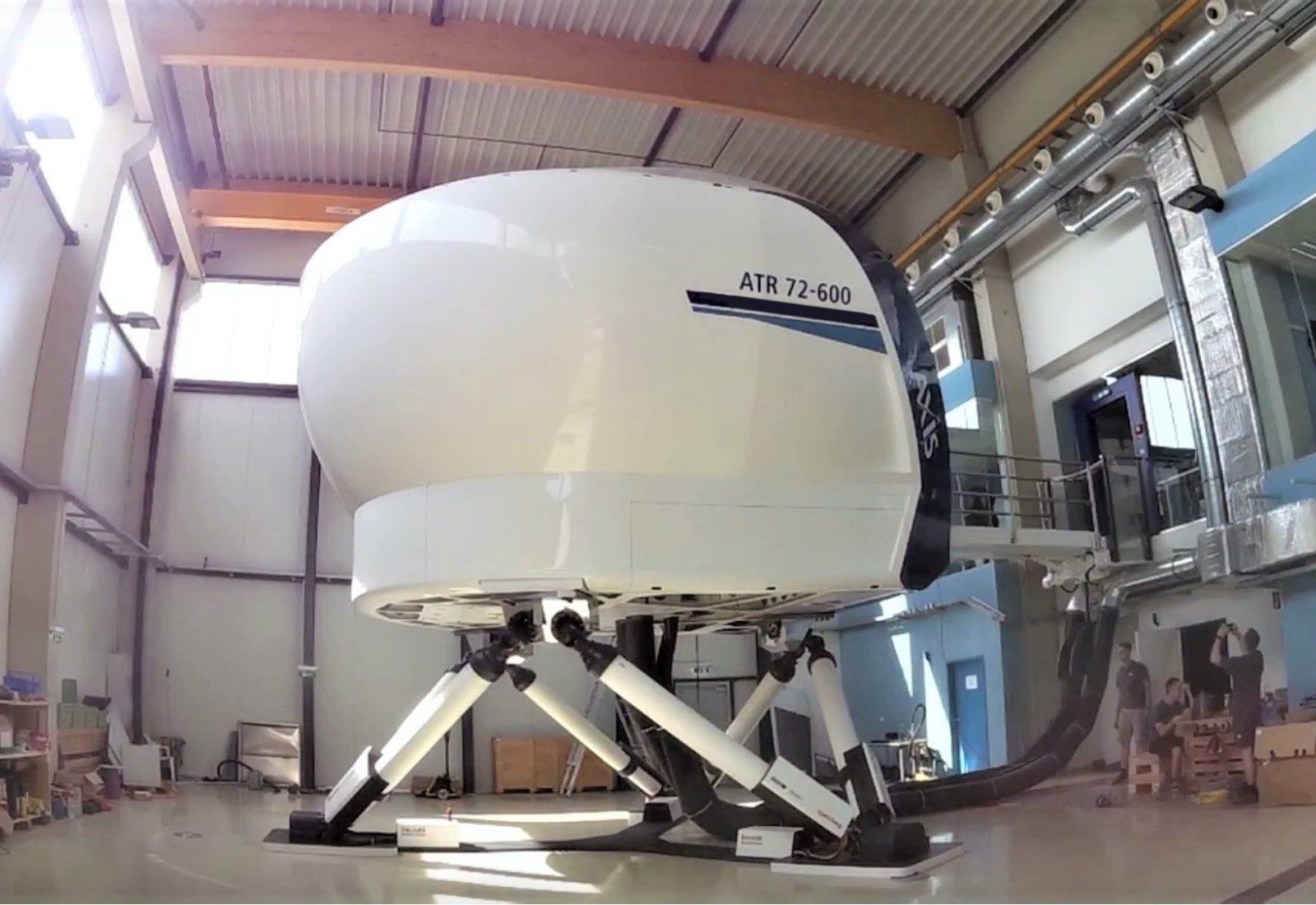Falko ATR 72-600 Simulator Reaches Operational Milestone