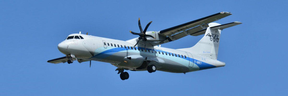 Falko announces the Lease of 5 new ATR 72-600 turboprop aircraft to IndiGo